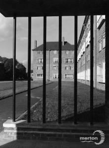 Ravensbury Estate, Mitcham