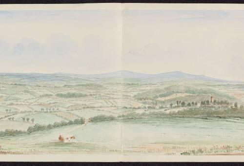 Eggesford, c1860, Chumleigh