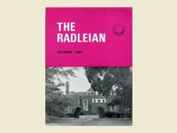 The Radleian 1968 - No. 670 October