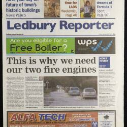 The Ledbury Reporter - January 2014