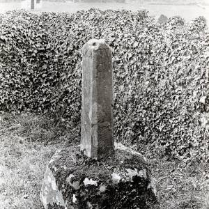 Bilston Cross, 1928