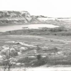 1980s Chalk Pit Houghton Regis
