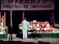 Wisbey's Greengrocers, Fair Green, Mitcham