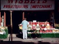 Wisbey's Greengrocers, Fair Green, Mitcham