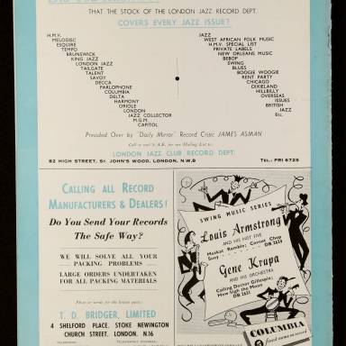 Jazz Illustrated Vol.1 No.3 January 1950 0011