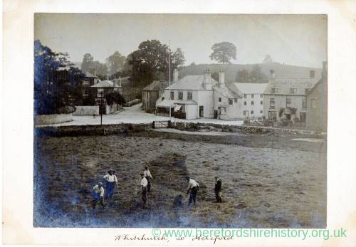 Whitchurch, farm workers