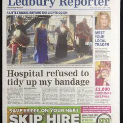 The Ledbury Reporter - December 2014
