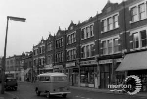 Merton High Street: 106-126