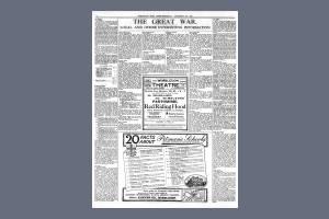 25 DECEMBER 1915