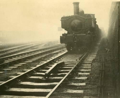 Track ramp