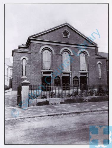 Congregational Chapel, Southport