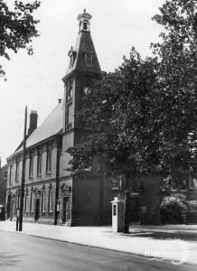 Mitcham Town Hall
