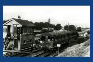 Mitcham Junction: Signalbox