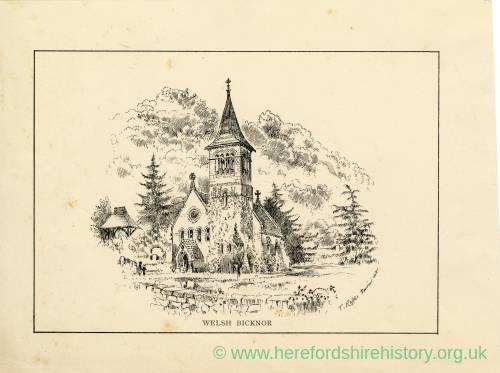 Welsh Bicknor St Margaret's Church