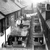 Back View Mann and Emley Street Bootle