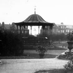 Bandstand in the West Park