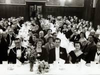 Council Dinner at the Crown Inn, Morden