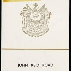 John Reid Road
