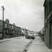 Blair Street, bomb damage, Blitz