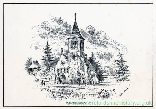 Welsh Bicknor, St Margaret's Church
