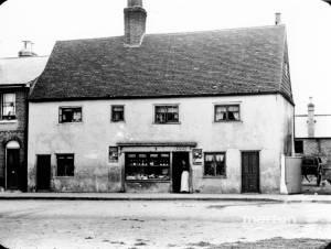Currell's shop, Upper Green West, Mitcham
