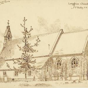 Longrove Church, 1946
