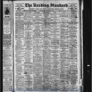 Reading Standard Etc 10-1920