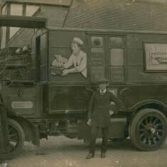 Lever Brothers Delivery Van