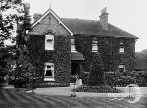 Harriott's Farm, West Barnes: Farm House