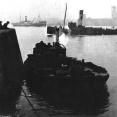 Old Landing, Tyne Dock Entrance