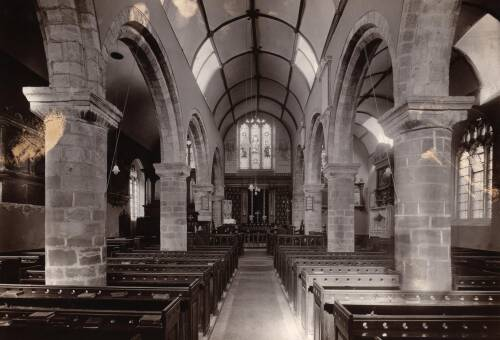 St Mary Arches, c.1900, Exeter