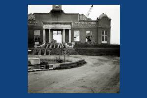 Carters Tested Seeds: Demolition of the main building