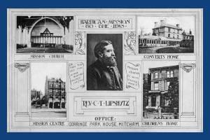 Barbican Mission to the Jews, Gorringe Park House, Mitcham