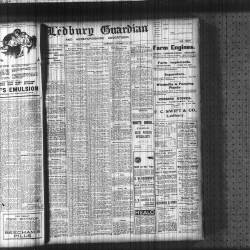 Ledbury Guardian - 1917