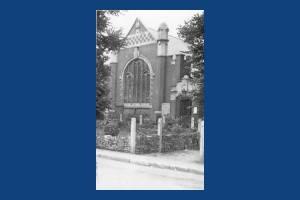 Wesleyan Mission, Fair Green, Mitcham