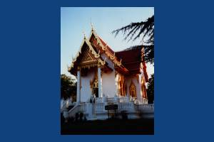 Buddhapadipa Thai Temple, Calonne Road, Wimbledon