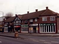 London Road, Nos.343-353,  Mitcham