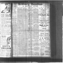 Ledbury Guardian - 1915