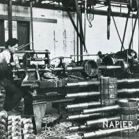 Lion engine: Napier