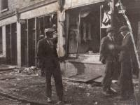 Belgrave Road: Bush's Explosion