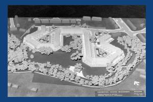 Locomotors Site, Mitcham:  Scale Model