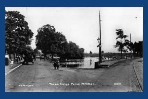 Upper Green East, Mitcham: Three Kings Pond