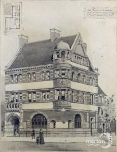 National Westminster Bank, Wimbledon