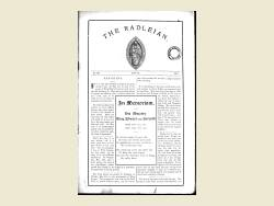 The Radleian 1910 - No. 365 May