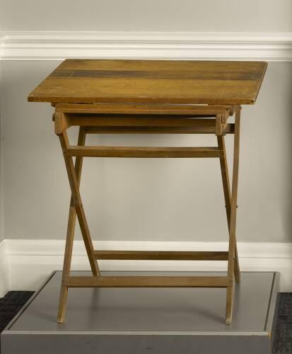 Frank Whittle's desk