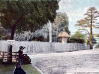 Church Road, Wimbledon: The Lovers' Seat
