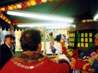 Mayor Peter McCabe, Mitcham Fair