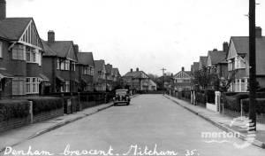 Denham Crescent, Mitcham