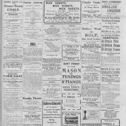 Hereford Journal - July 1917