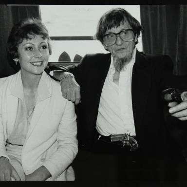 Carol Williams and Barrett Deems (left to right)